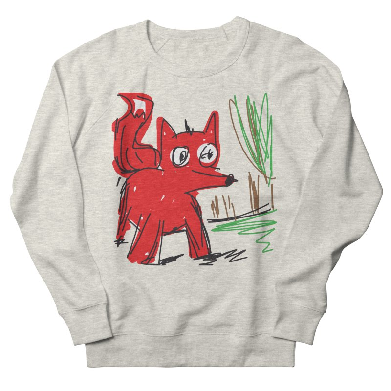 Fox Women's Sweatshirt by rimadi Shop