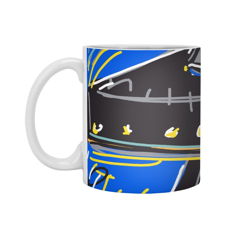 UFO Accessories Mug by rimadi Shop