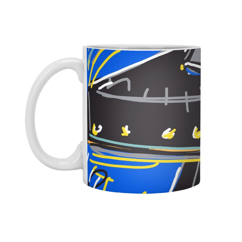 UFO Accessories Mug by rimadi's Artist Shop
