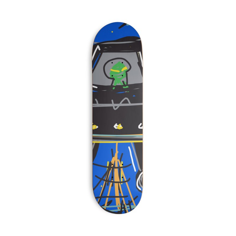 UFO Accessories Skateboard by rimadi Shop