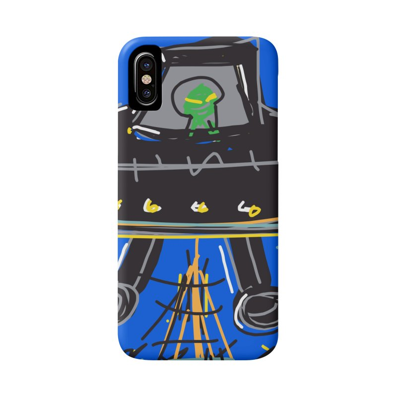 UFO Accessories Phone Case by rimadi's Artist Shop