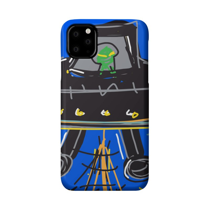 UFO Accessories Phone Case by rimadi's Artist Shop