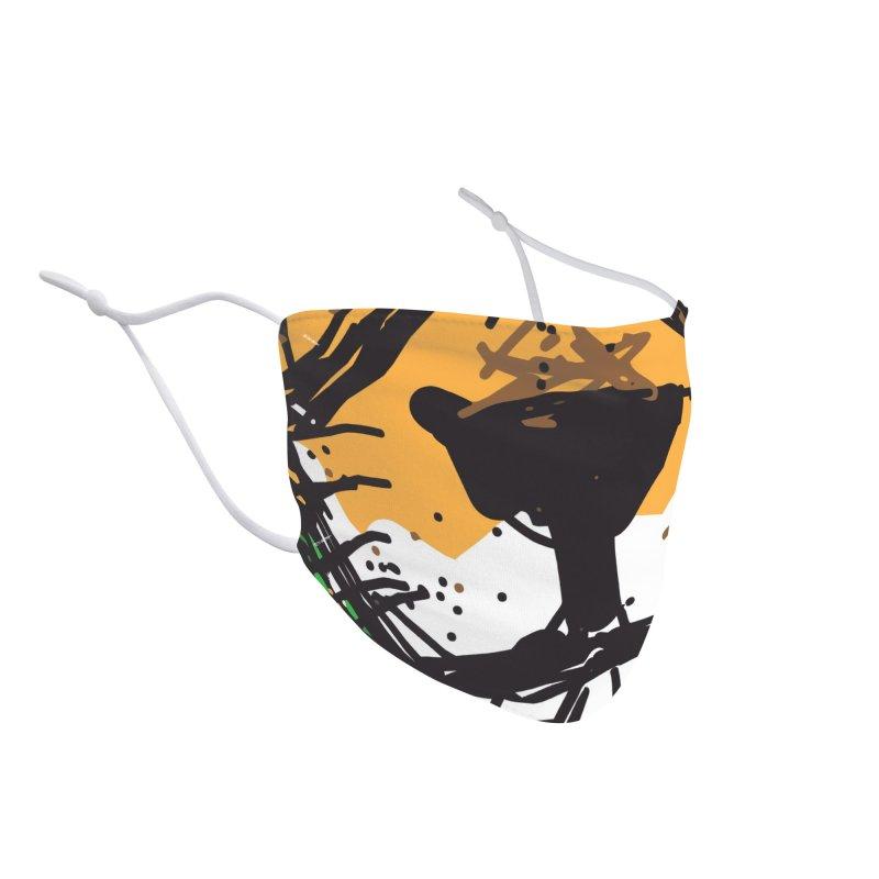 Jaguar Accessories Face Mask by rimadi Shop