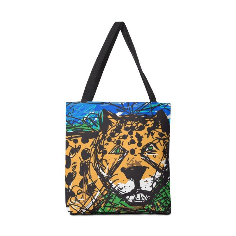Jaguar Accessories Bag by rimadi's Artist Shop