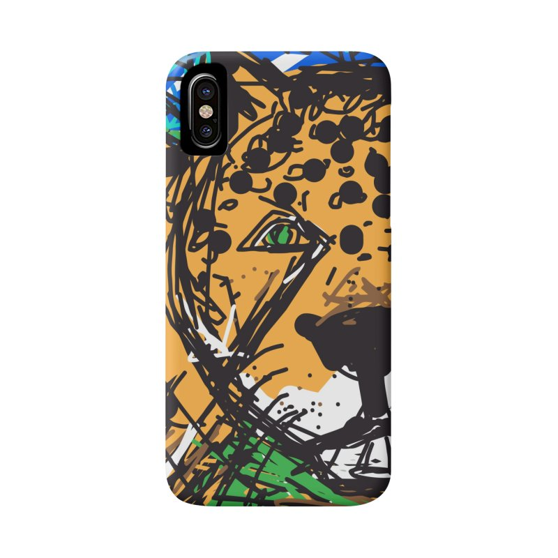 Jaguar Accessories Phone Case by rimadi's Artist Shop