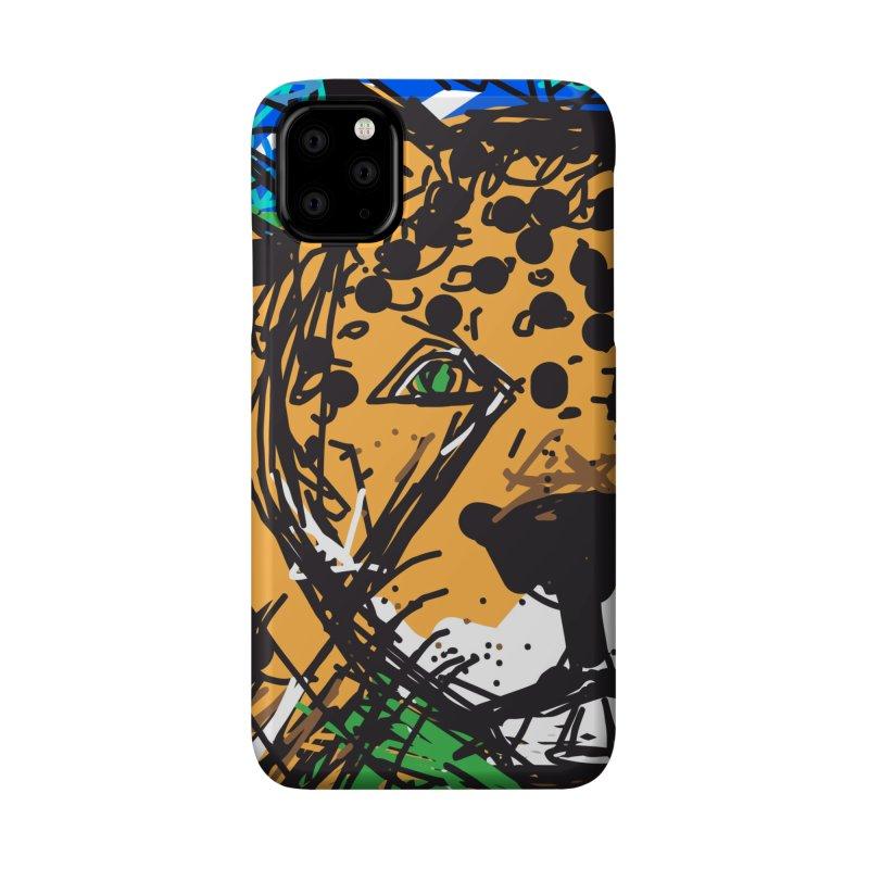 Jaguar Accessories Phone Case by rimadi's Artist Shop