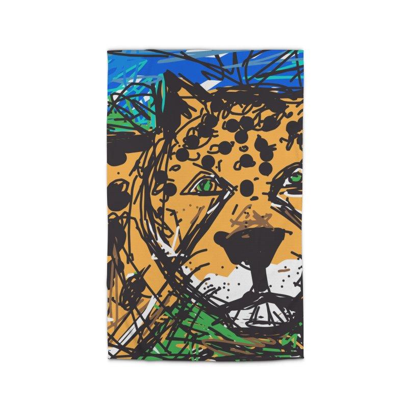 Jaguar Home Rug by rimadi's Artist Shop