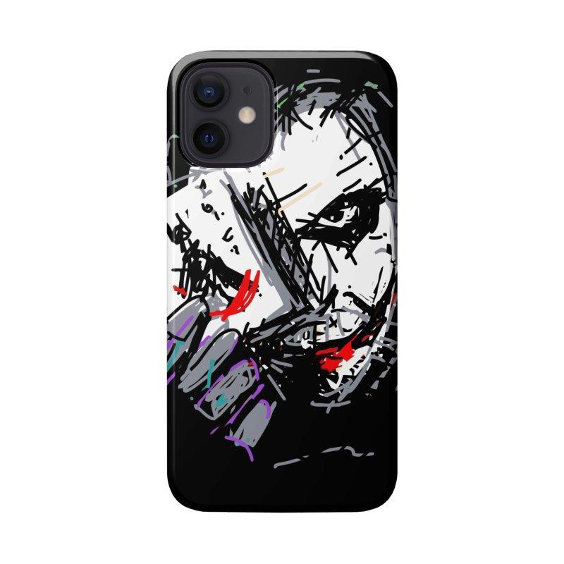 Joker Accessories Phone Case by rimadi Shop