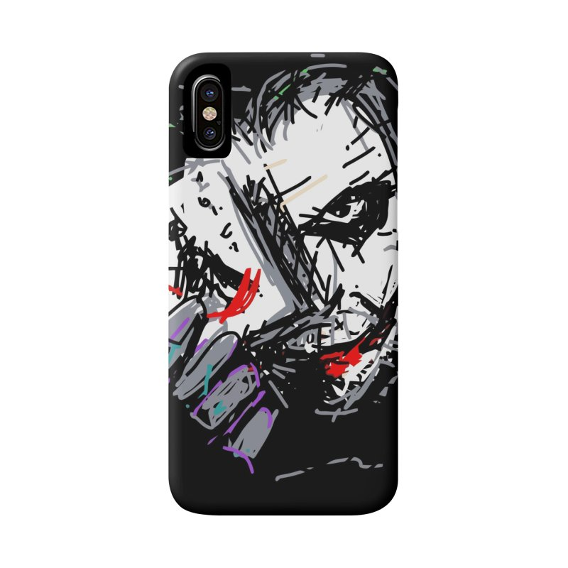 Joker Accessories Phone Case by rimadi's Artist Shop