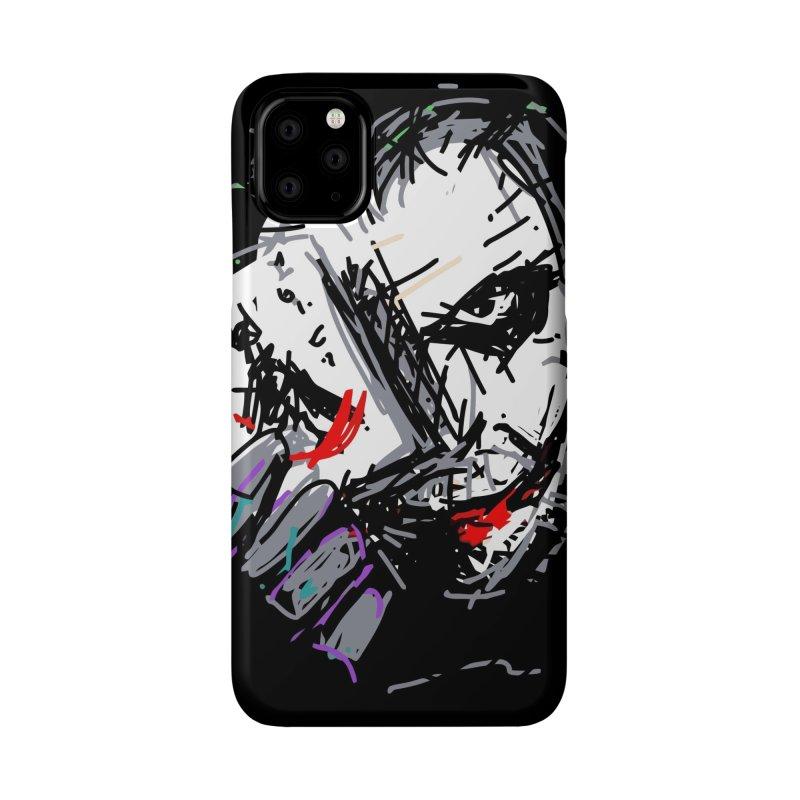 Joker Accessories Phone Case by rimadi's Artist Shop