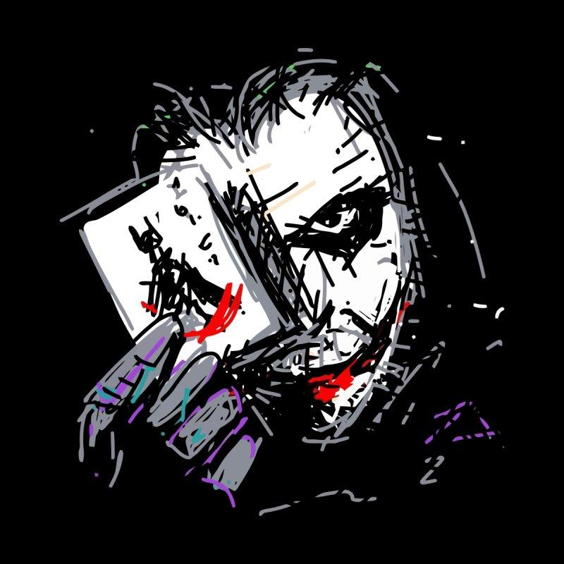 Joker None  by rimadi's Artist Shop
