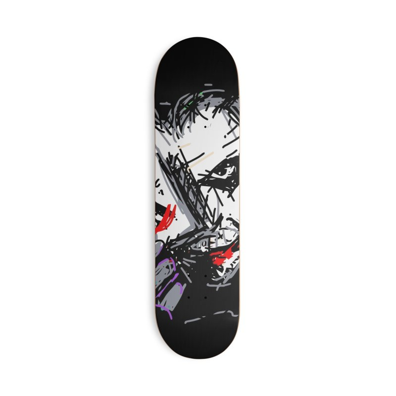 Joker Accessories Skateboard by rimadi Shop