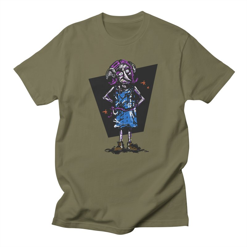 Debby the Housewife-elf Men's T-Shirt by rimadi Shop