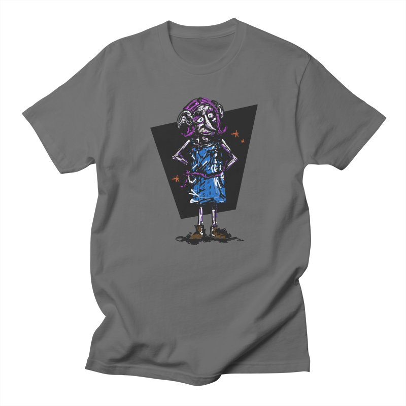 Debby the Housewife-elf Men's French Terry Sweatshirt by rimadi's Artist Shop