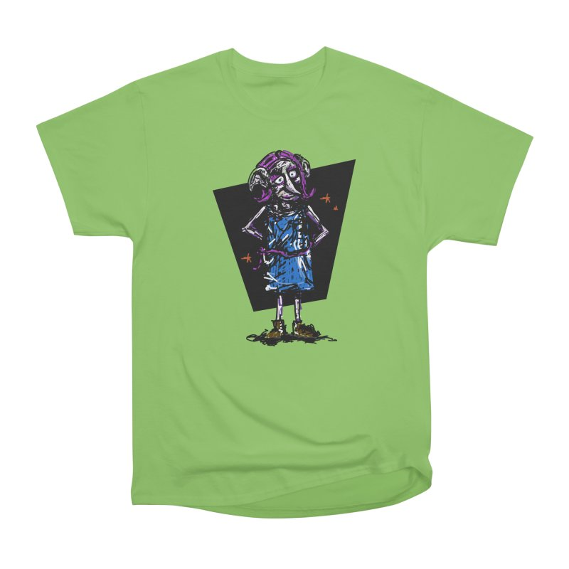 Debby the Housewife-elf Men's Heavyweight T-Shirt by rimadi's Artist Shop