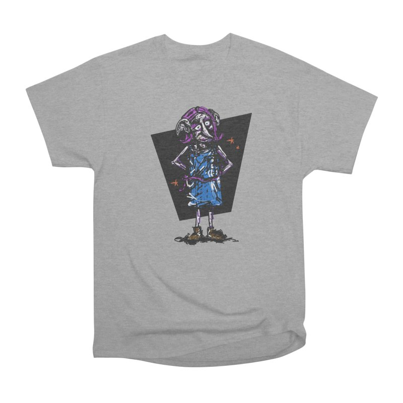 Debby the Housewife-elf Women's Heavyweight Unisex T-Shirt by rimadi's Artist Shop