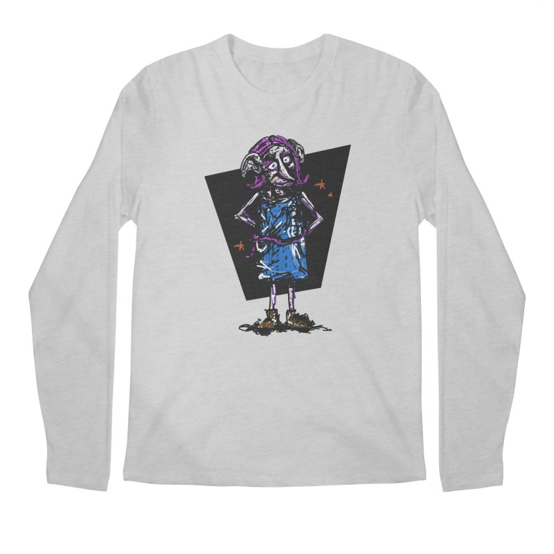 Debby the Housewife-elf Men's Regular Longsleeve T-Shirt by rimadi's Artist Shop