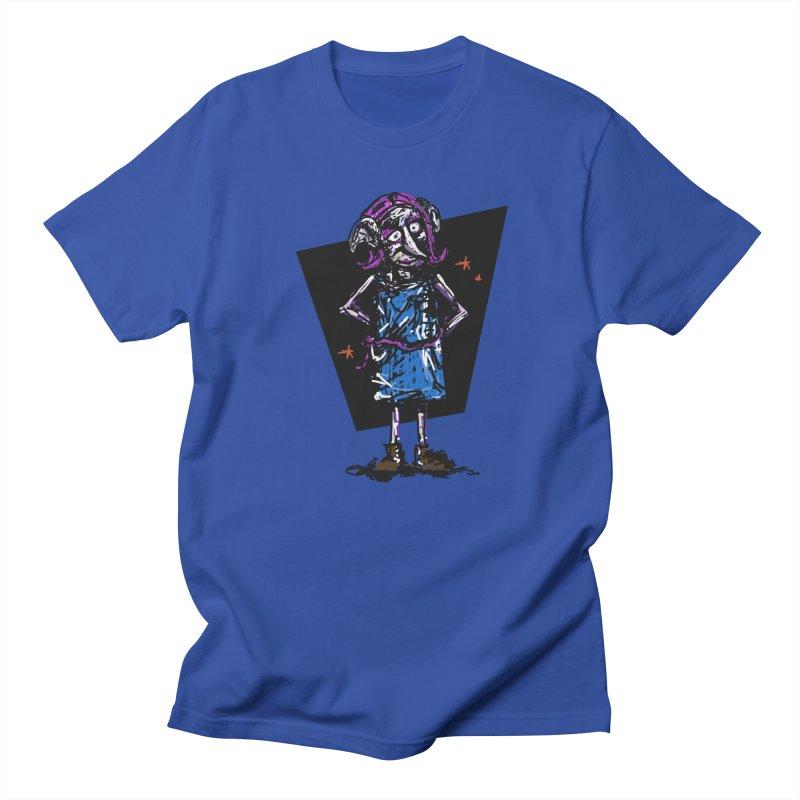 Debby the Housewife-elf Men's Regular T-Shirt by rimadi's Artist Shop