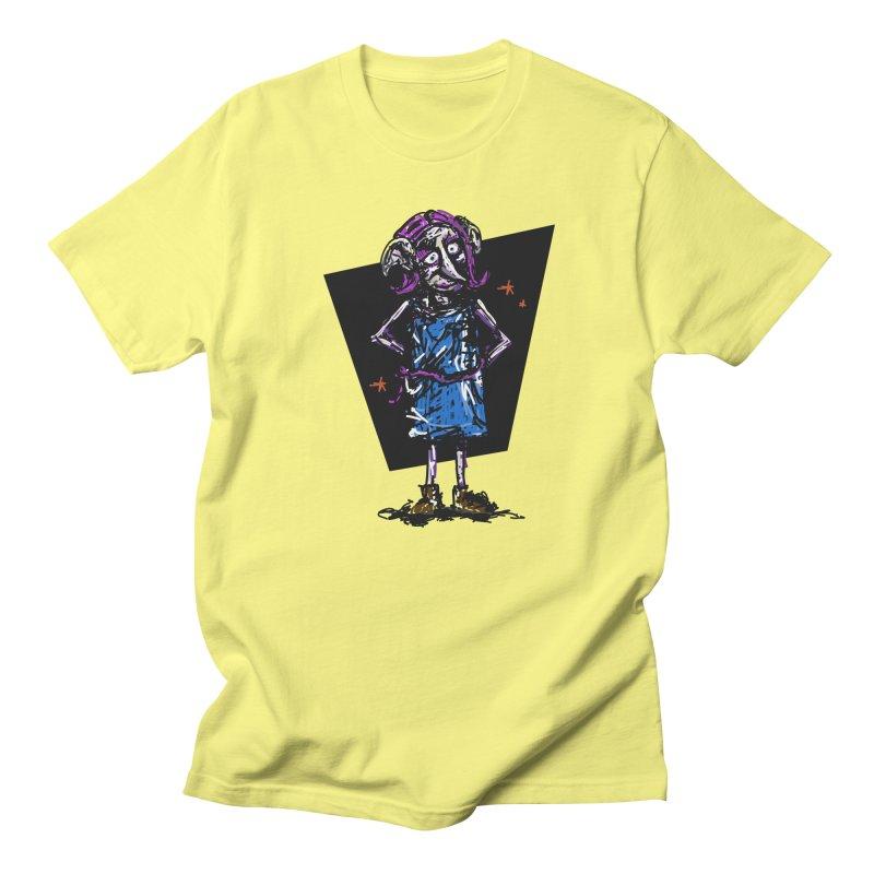 Debby the Housewife-elf Women's Regular Unisex T-Shirt by rimadi's Artist Shop