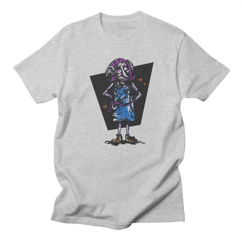 Debby the Housewife-elf Men's Regular T-Shirt by rimadi's Artist Shop