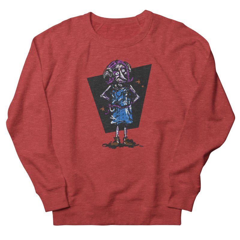 Debby the Housewife-elf Women's Sweatshirt by rimadi's Artist Shop
