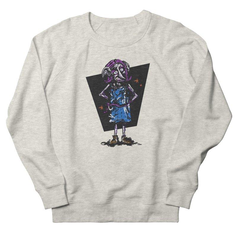 Debby the Housewife-elf Women's Sweatshirt by rimadi's Artist Shop
