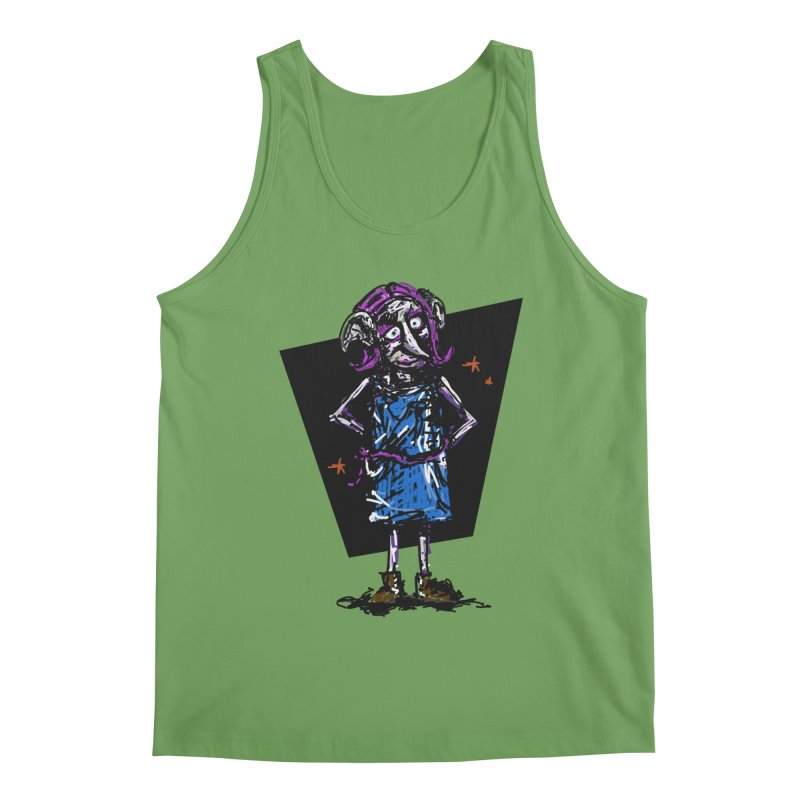Debby the Housewife-elf Men's Tank by rimadi Shop