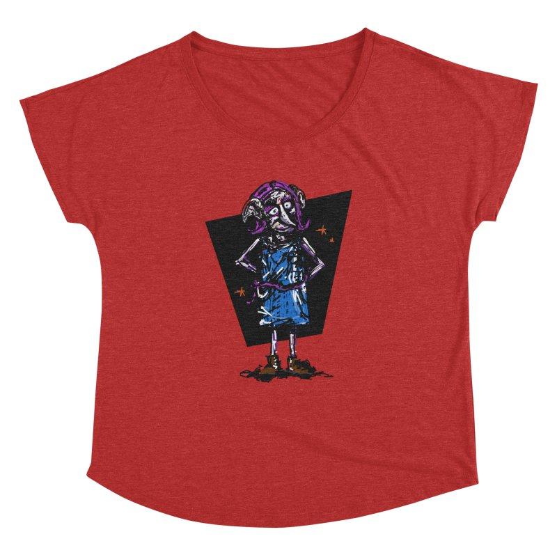 Debby the Housewife-elf Women's Dolman by rimadi's Artist Shop