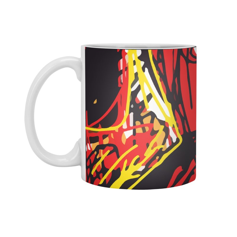 Devil Accessories Mug by rimadi's Artist Shop