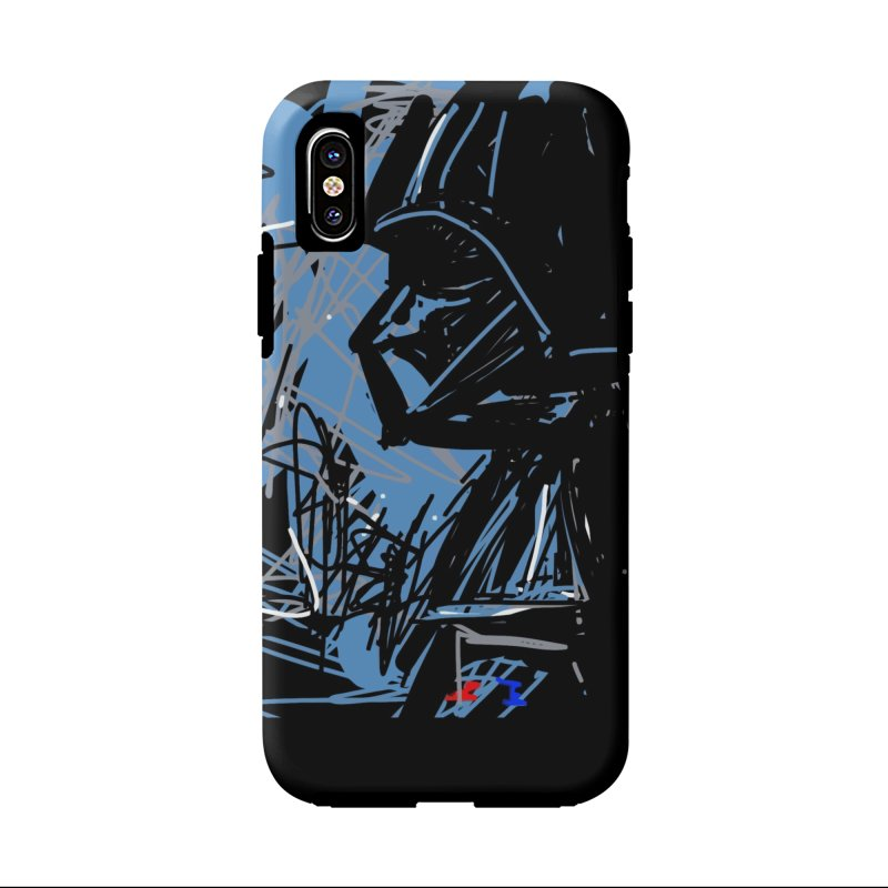 Darth Accessories Phone Case by rimadi's Artist Shop