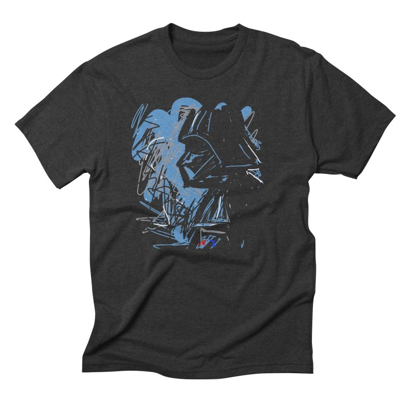 Darth Men's Triblend T-Shirt by rimadi's Artist Shop