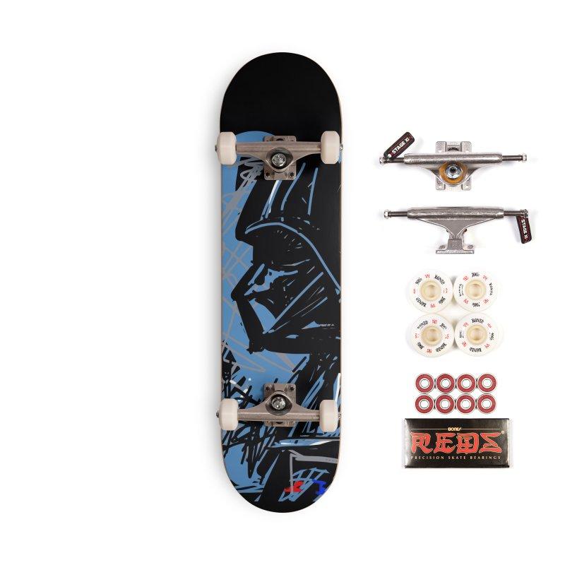 Darth Accessories Complete - Pro Skateboard by rimadi's Artist Shop