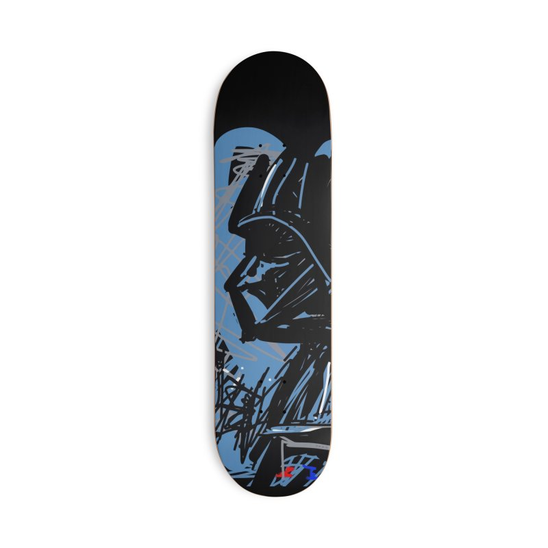 Darth Accessories Skateboard by rimadi Shop