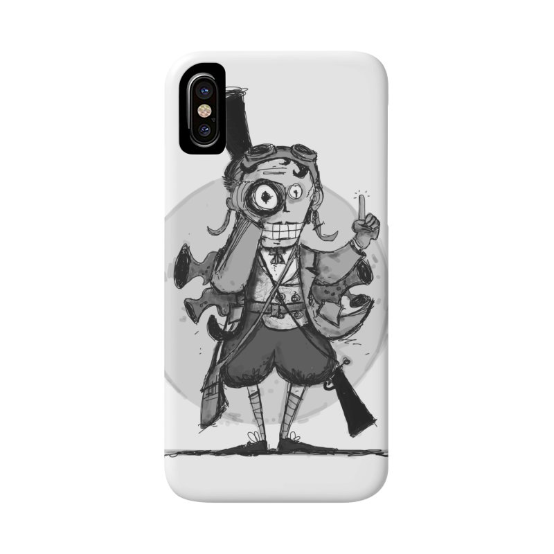 Steampunk Explorer Accessories Phone Case by rimadi's Artist Shop