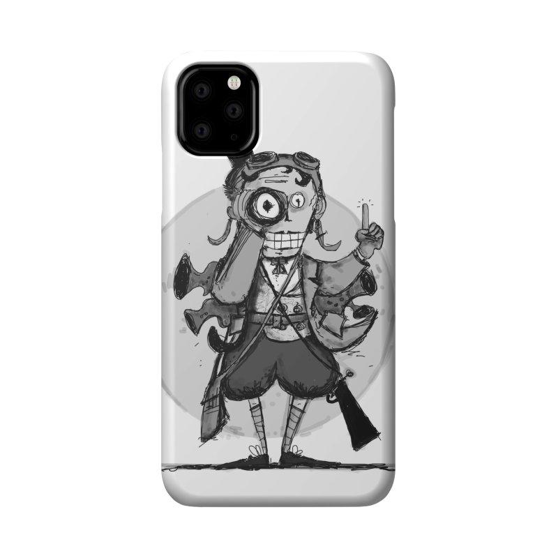 Steampunk Explorer Accessories Phone Case by rimadi's Artist Shop