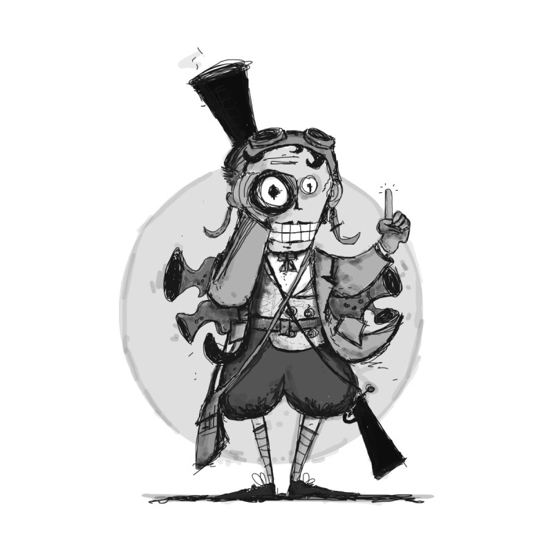 Steampunk Explorer by rimadi's Artist Shop