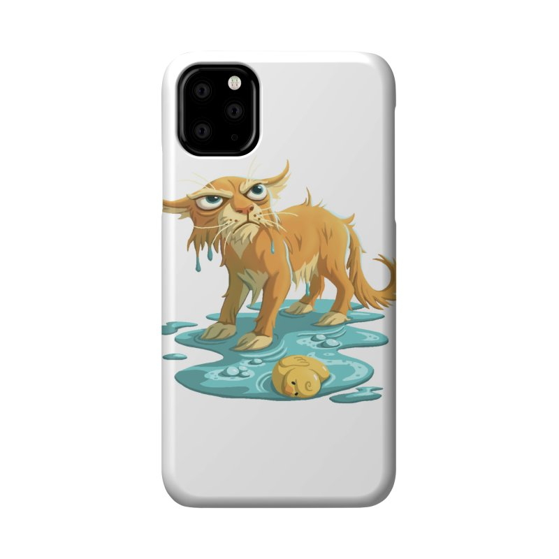 Oh Yes... Accessories Phone Case by Rina Rozsas's Artist Shop