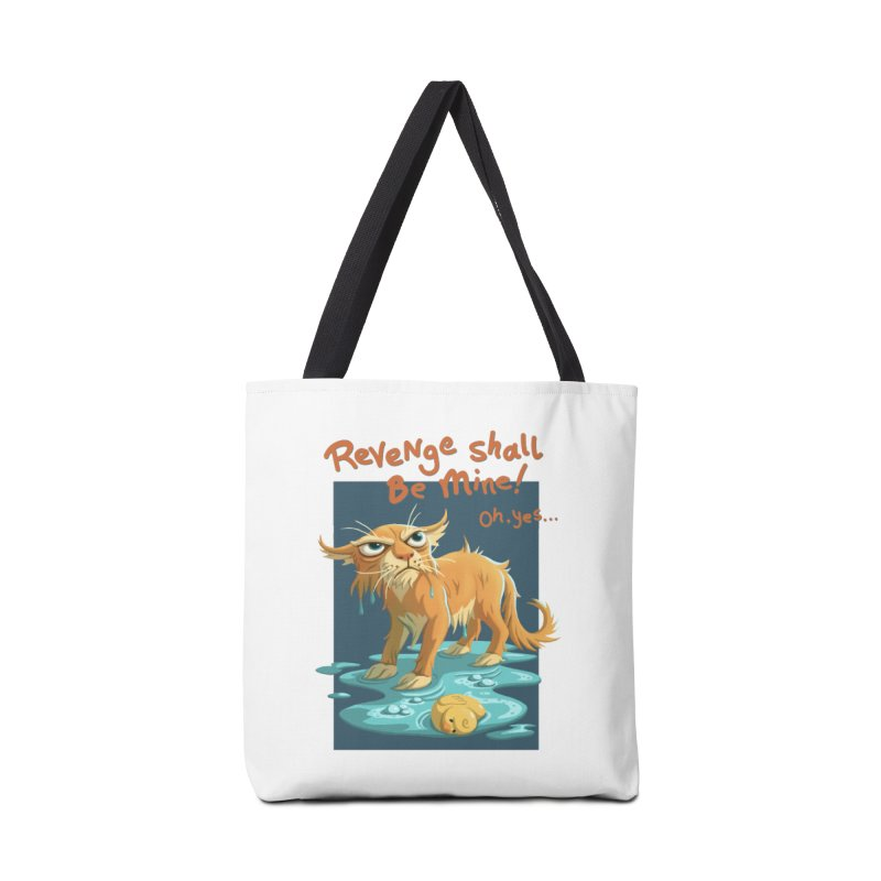 Oh Yes... Accessories Tote Bag Bag by Rina Rozsas's Artist Shop