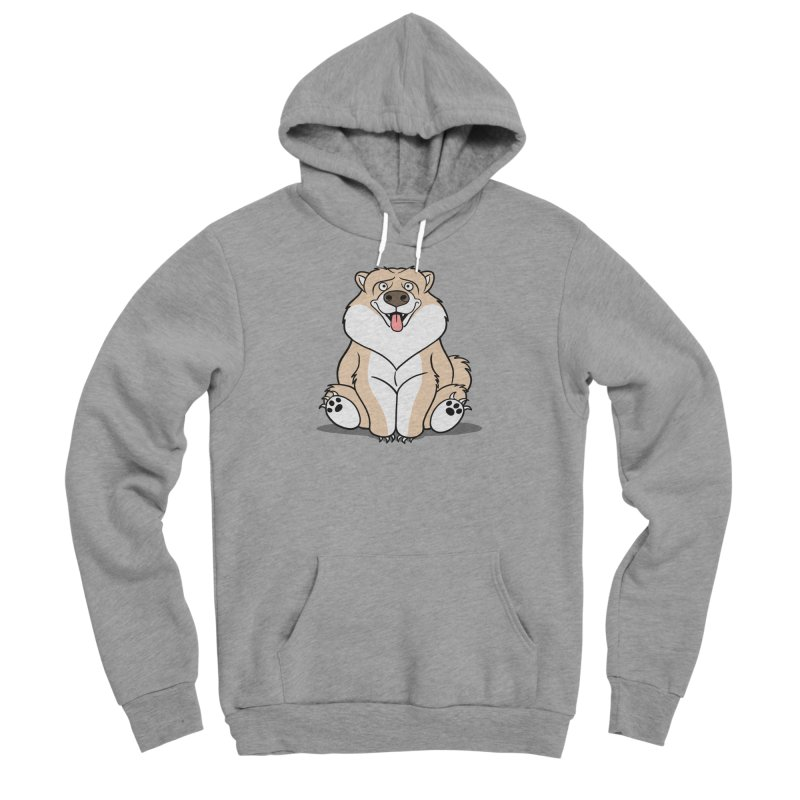 Gordon the Chow Chow Women's Sponge Fleece Pullover Hoody by Rina Rozsas's Artist Shop