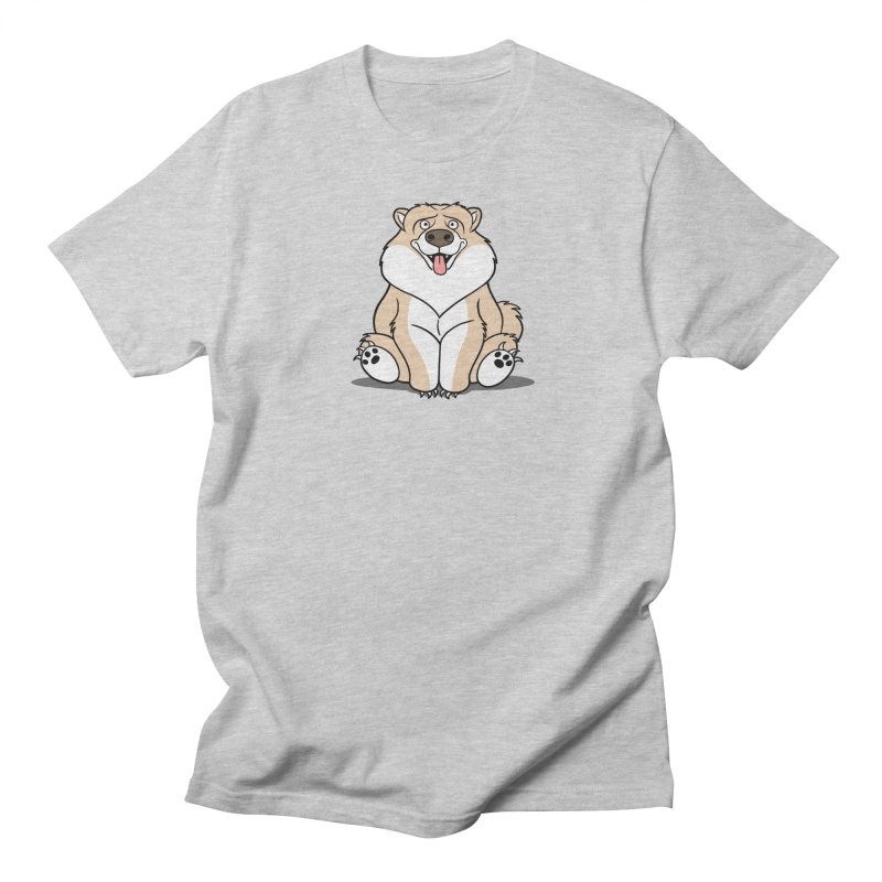 Gordon the Chow Chow Women's Regular Unisex T-Shirt by Rina Rozsas's Artist Shop