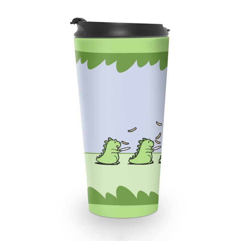Come and Get It! Accessories Travel Mug by Rina Rozsas's Artist Shop