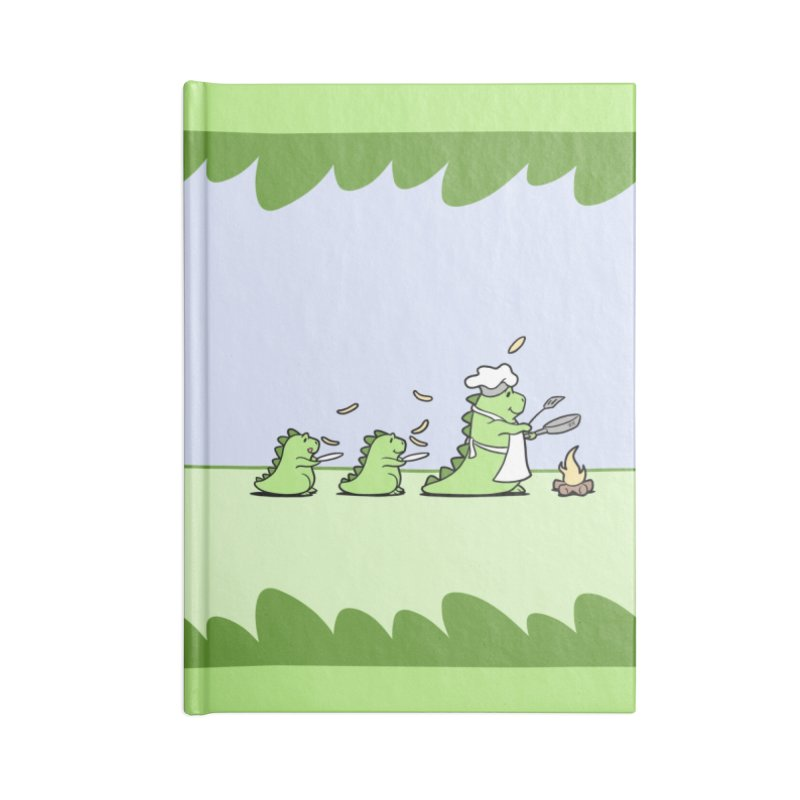 Come and Get It! Accessories Blank Journal Notebook by Rina Rozsas's Artist Shop