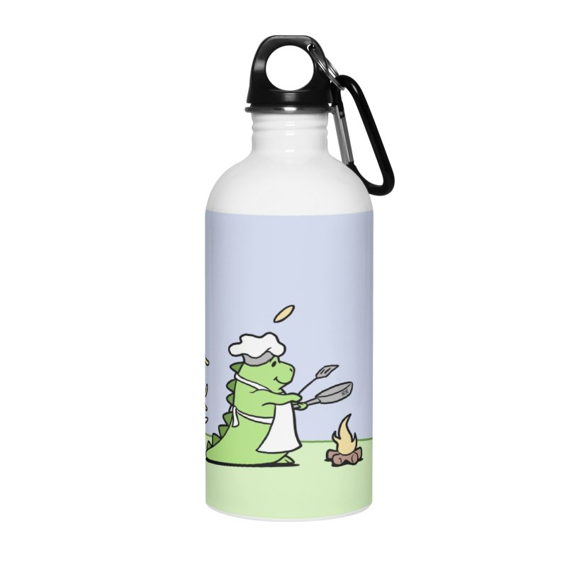Come and Get It! Accessories Water Bottle by Rina Rozsas's Artist Shop