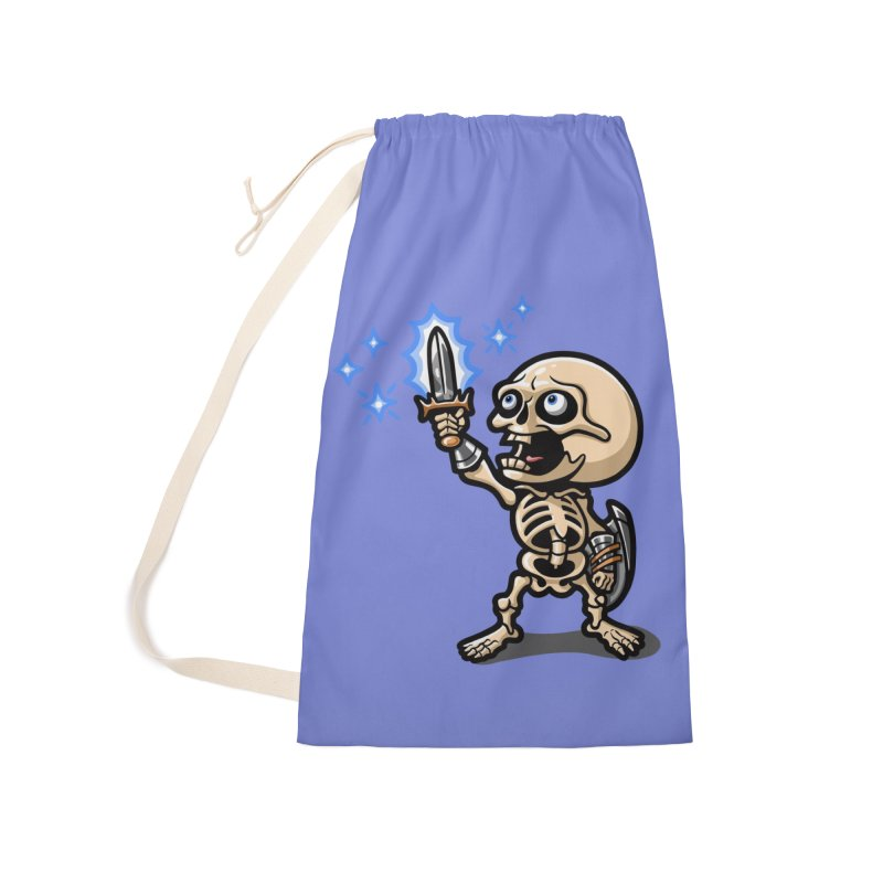 I Have the Power! Accessories Laundry Bag Bag by Rina Rozsas's Artist Shop
