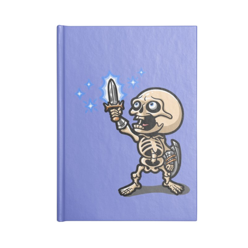 I Have the Power! Accessories Lined Journal Notebook by Rina Rozsas's Artist Shop