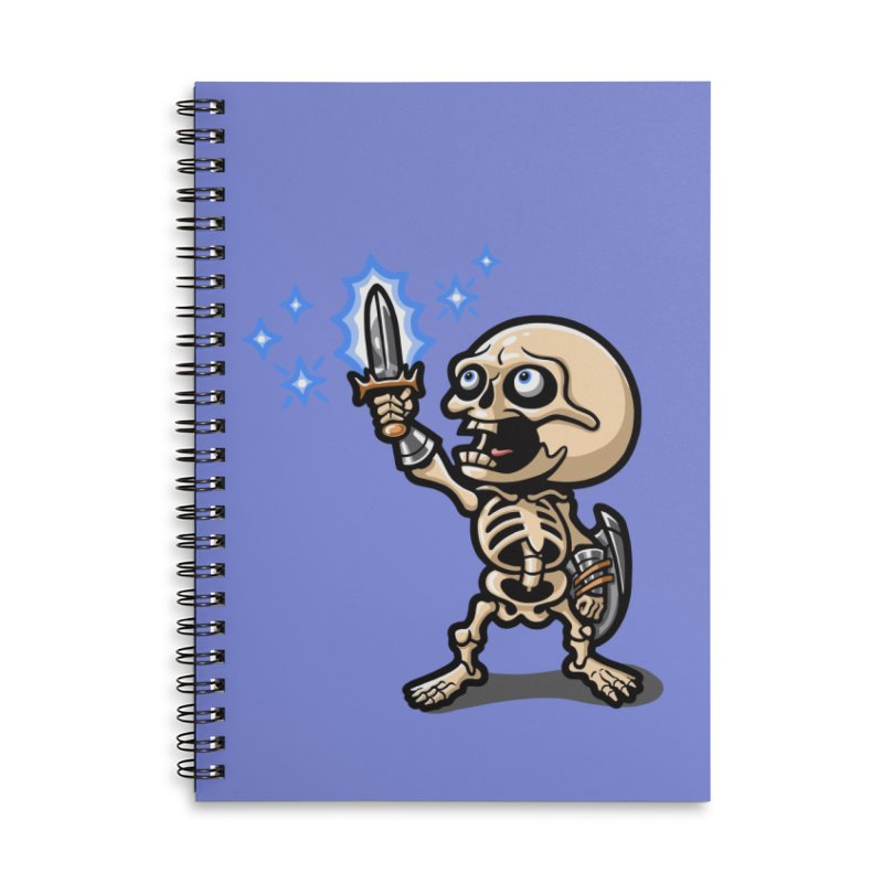 I Have the Power! Accessories Lined Spiral Notebook by Rina Rozsas's Artist Shop