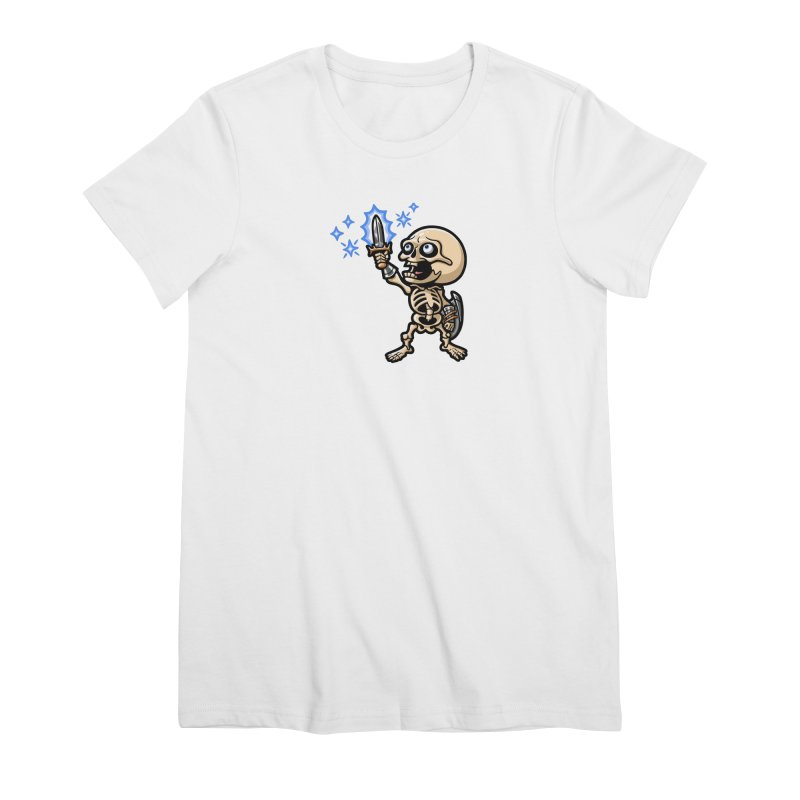 I Have the Power! Women's Premium T-Shirt by Rina Rozsas's Artist Shop