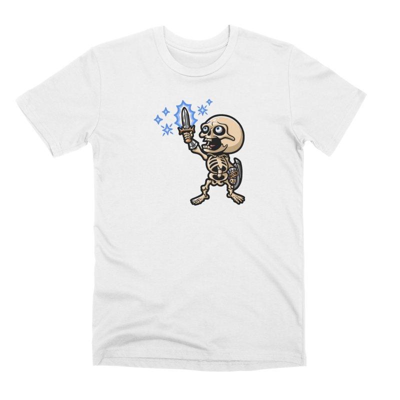 I Have the Power! Men's Premium T-Shirt by Rina Rozsas's Artist Shop