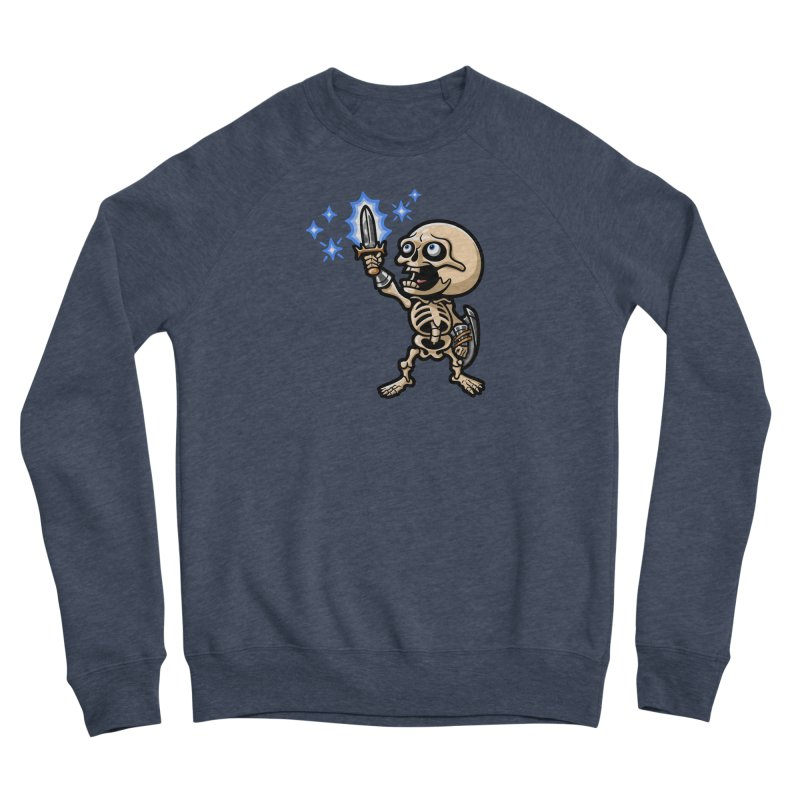I Have the Power! Men's Sponge Fleece Sweatshirt by Rina Rozsas's Artist Shop