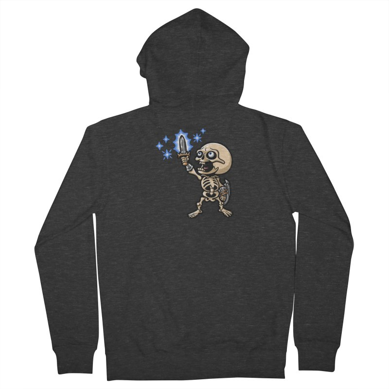 I Have the Power! Women's French Terry Zip-Up Hoody by Rina Rozsas's Artist Shop